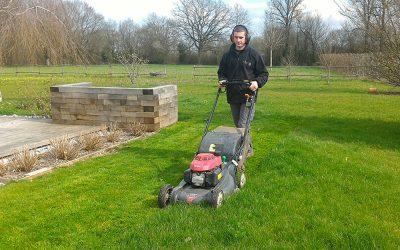 Reprise de l'activité entretien de vos jardins